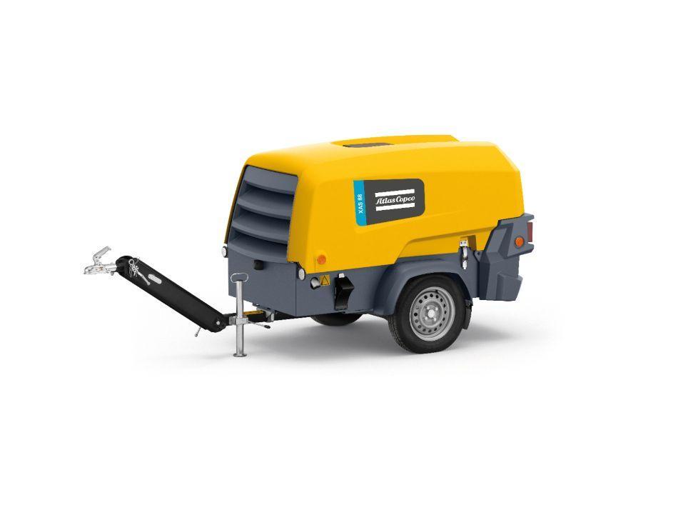 Sprężarki/generatory Atlas Copco